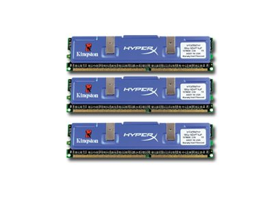 KINGSTON 3X2GB/1600 HYPERX CL9