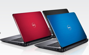 DELL Inspiron N7010 RED,BLACK,BLUE